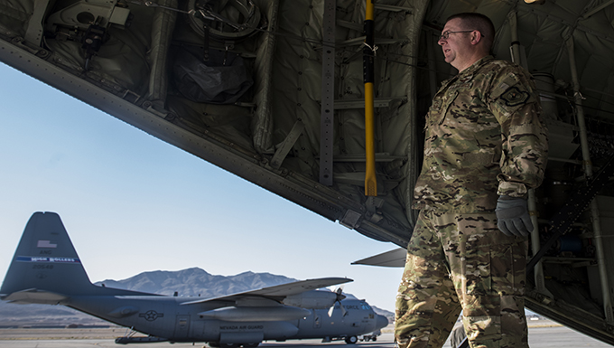 Weapons School holds first loadmaster advanced course