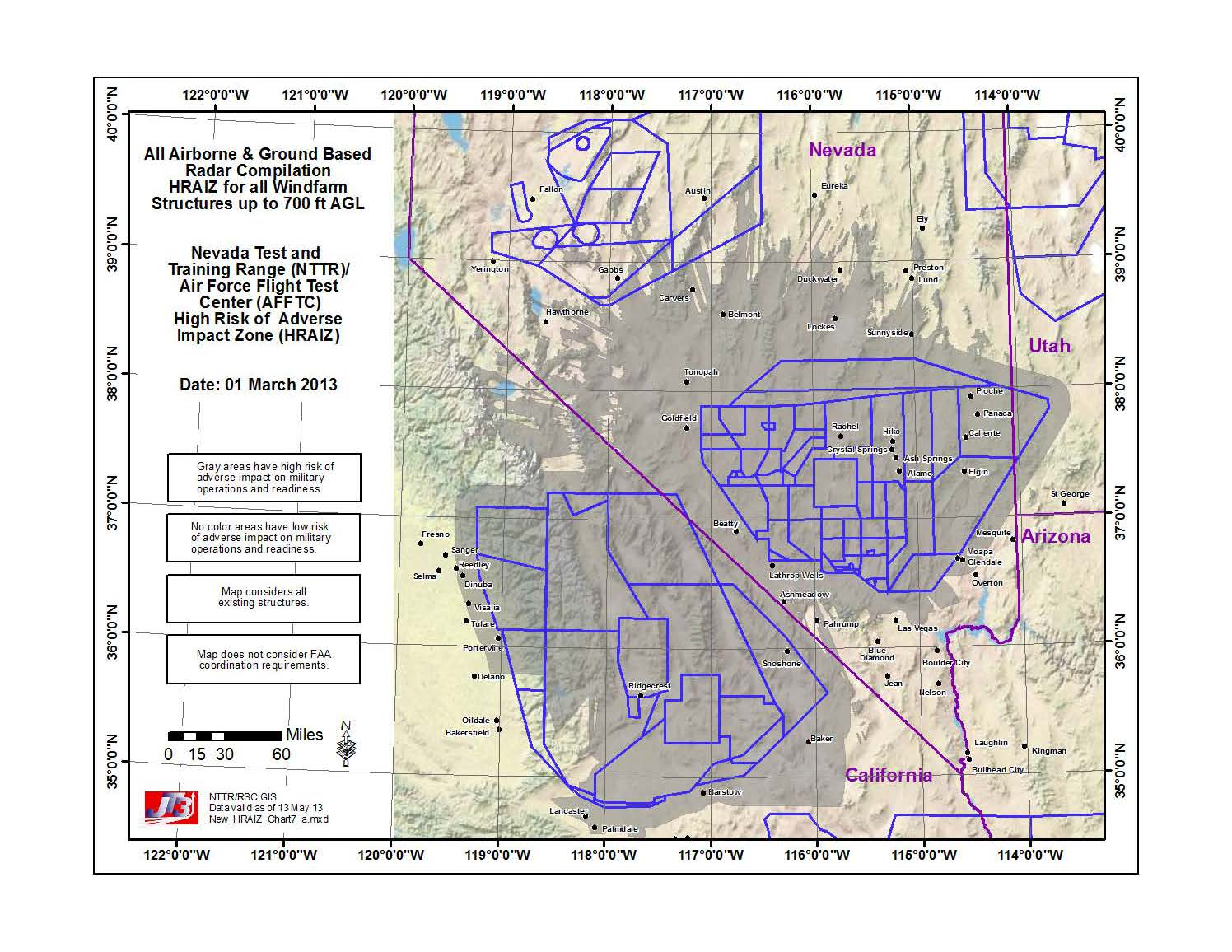 Nellis Air Force Base About Community Partnership - Air force bases in the us map