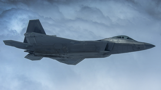 Red Flag's New Kids on the Block: The F-22A Raptor