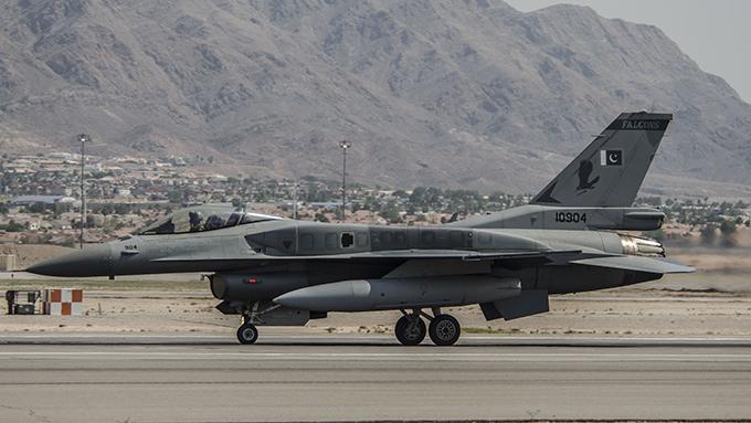 F-16s helps strengthen bond between US/Pakistan Air Forces