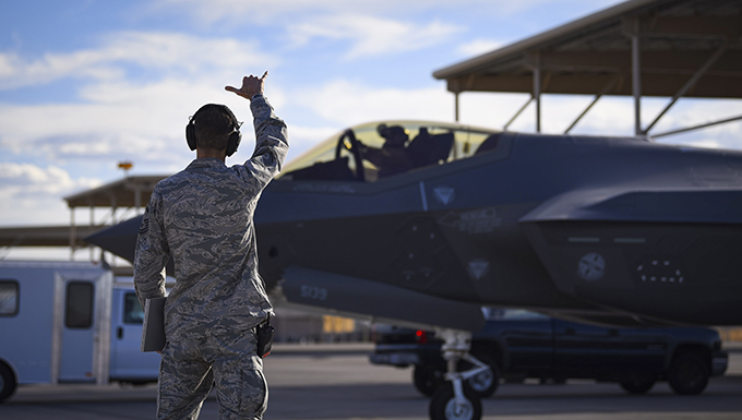 F-35 pilots to conduct first Stanley Cup Final flyover