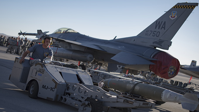 57th MXG hosts 3rd quarter load crew competition