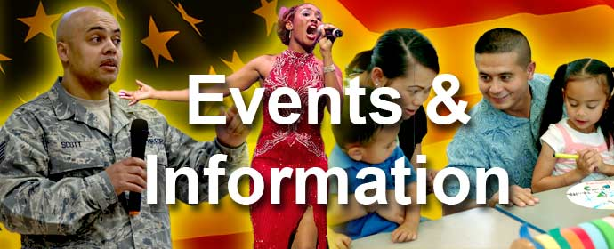 Events & Information