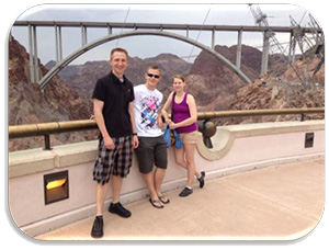 Family Medicine Residency (FMR) residents Hoover Dam
